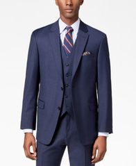 Image of Tommy Hilfiger Men's Modern-Fit TH Flex Stretch Suit Jacket