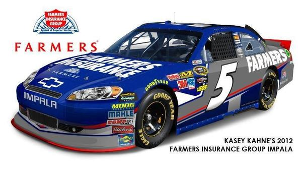 Farmers, Nascar and Kasey Kahne, A winning Combination!!!!