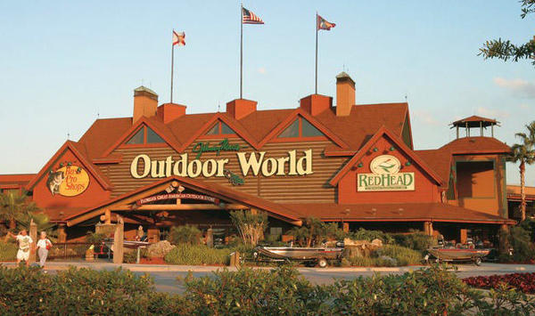 Bass Pro Shops | 5156 International Dr Orlando, FL | Sporting Goods U0026  Outdoor Stores
