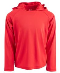 Image of Ideology Big Boys Long-Sleeve Hoodie, Created for Macy's