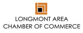 Longmont Area Chamber of Commerce logo