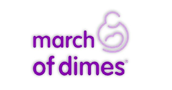 The Kimberly M. Maday-Apley Agency supports the March of Dimes for babies.