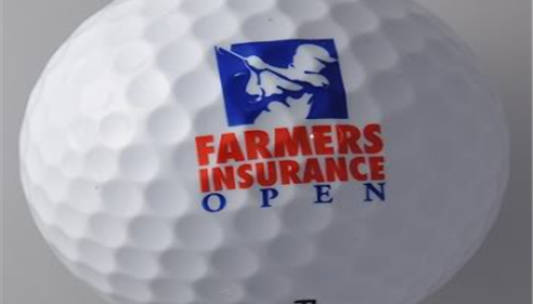 Farmers Golf ball
