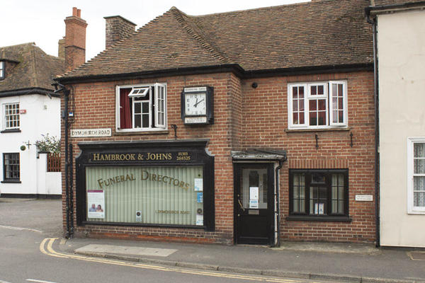Hambrook & Johns Funeral Directors in Hythe