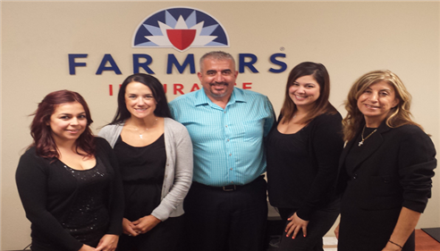 The Mansour Insurance Agency Team in West Covina, CA!