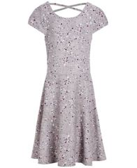 Image of Epic Threads Super Soft Big Girls Paint-Splatter Printed Dress, Created for Macy's