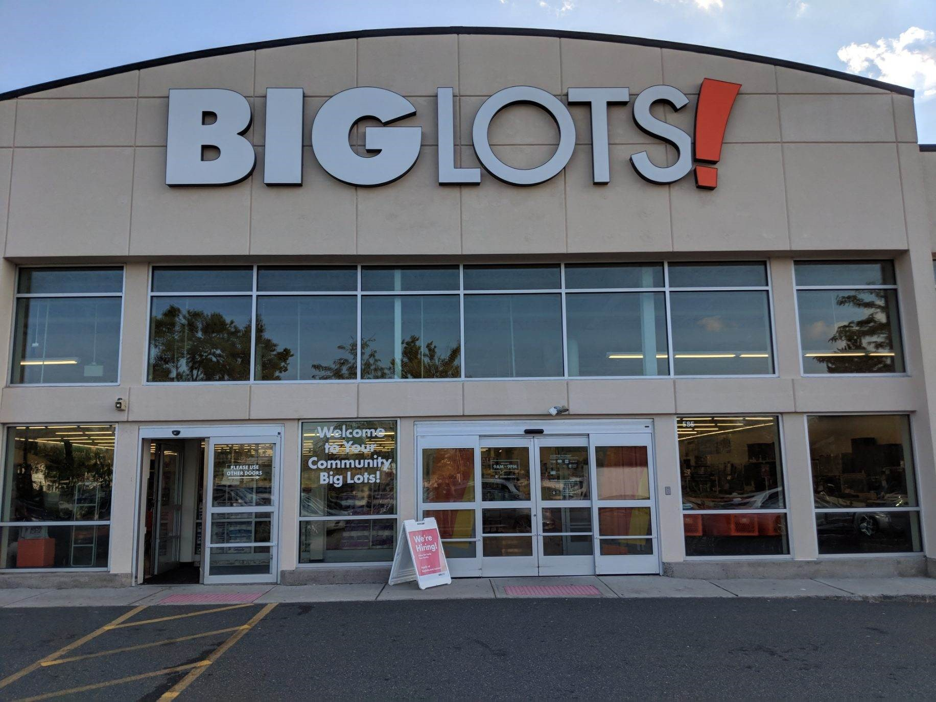 Livingston, NJ Big Lots Store #5257