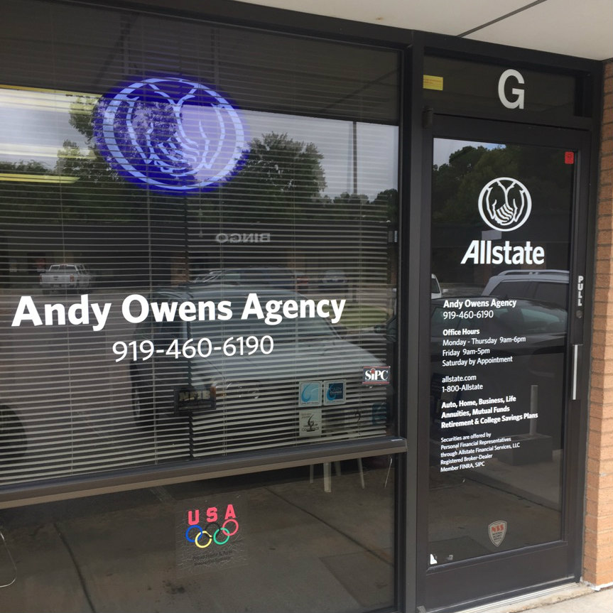 All State Quote: Car Insurance In Cary, NC - Andy Owens