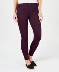 Image of Style & Co Ultra-Skinny Ponté-Knit Pants, Created for Macy's