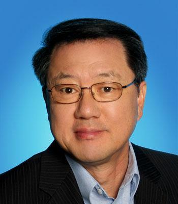 Photo of Chris K. Song