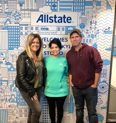 Mindy Blanco - A Great Time on WGN Radio!