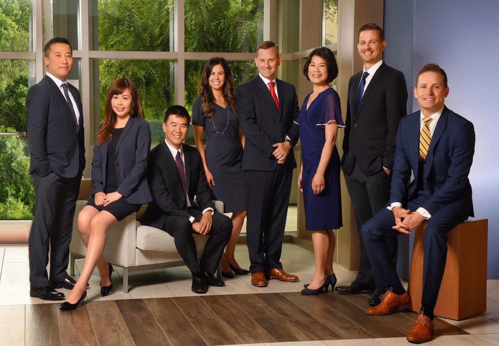 The Crawford-Hogan-Wang Group | Palo Alto, CA | Morgan