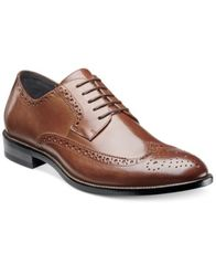 Image of Stacy Adams Men's Garrison Wing-Tip Oxford