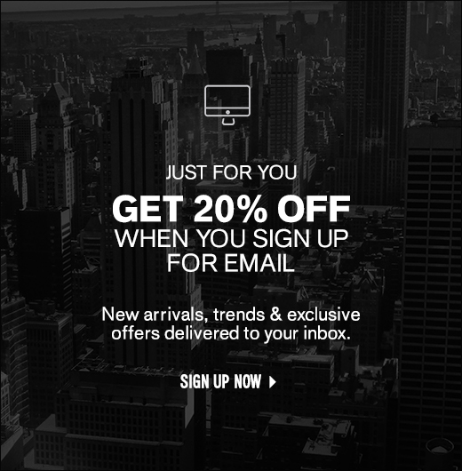 Express email - Get 20% Off When You Sign Up Today!