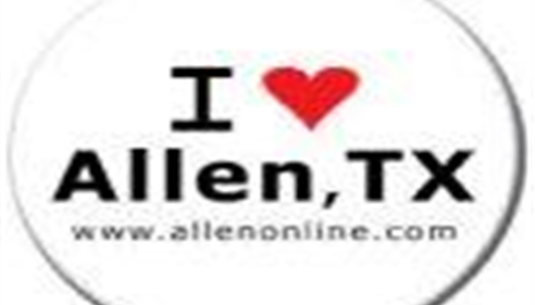 We have served in Allen for over 22 years now. We truly Love Allen!