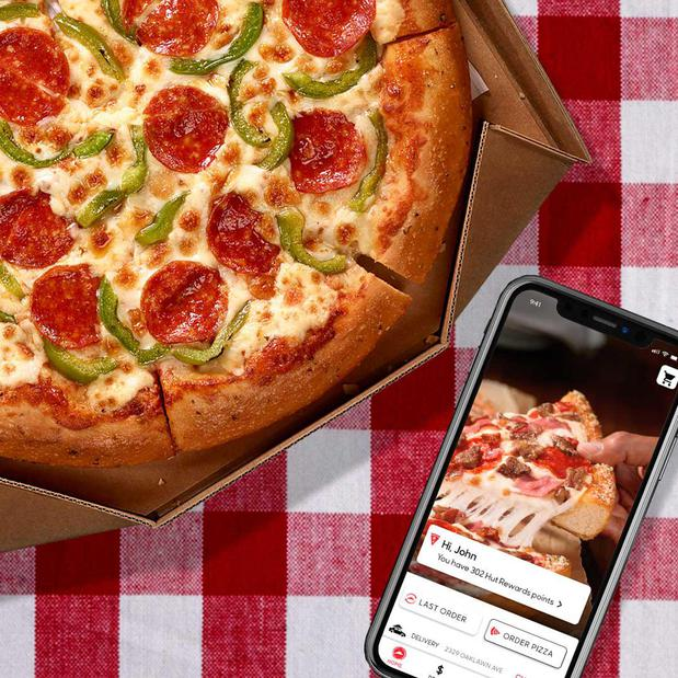 Pizza Hut App