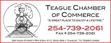 Teague Chamber of Commerce