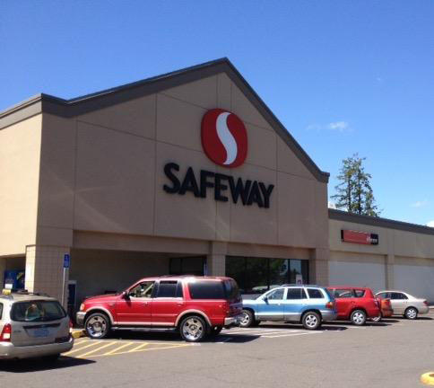 Safeway store front picture of 1455 Edgewater St NW in Salem OR