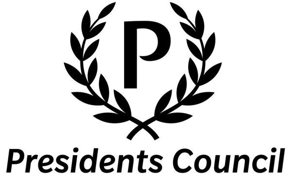An image of the Presidents Council logo