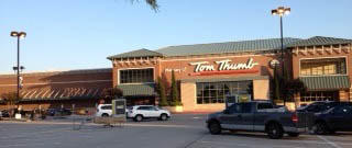 Tom Thumb Storefront Picture at 5968 W Parker Rd in Plano TX