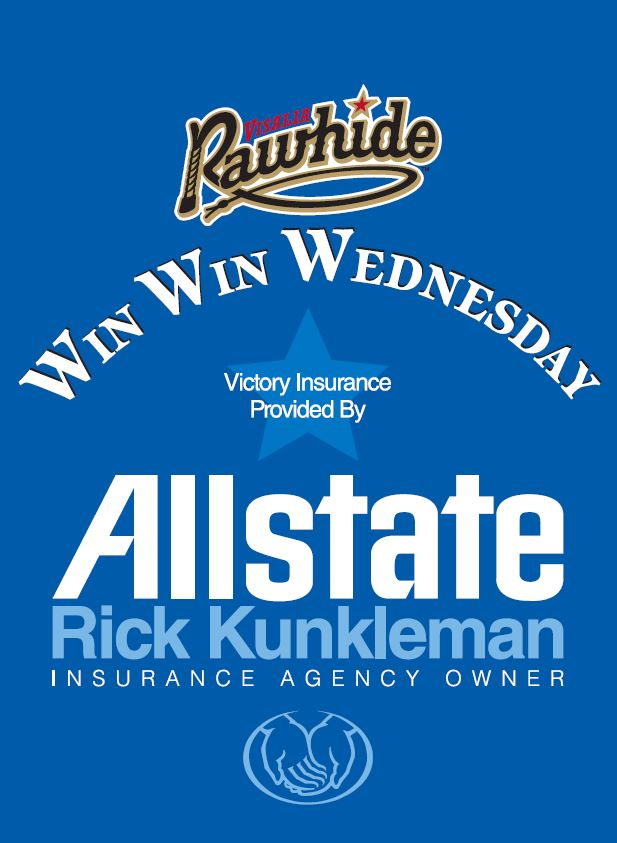Rick Kunkleman - Win-Win Wednesdays with the Visalia Rawhide