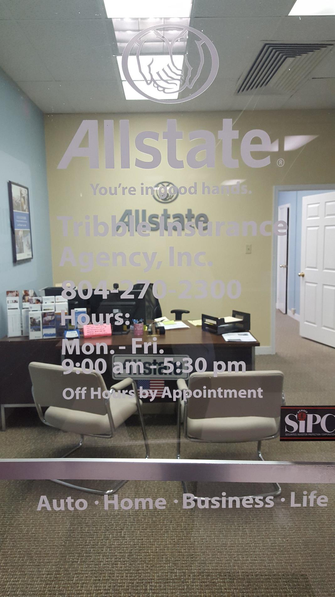 Allstate Car Insurance In Richmond Va Trip Tribble