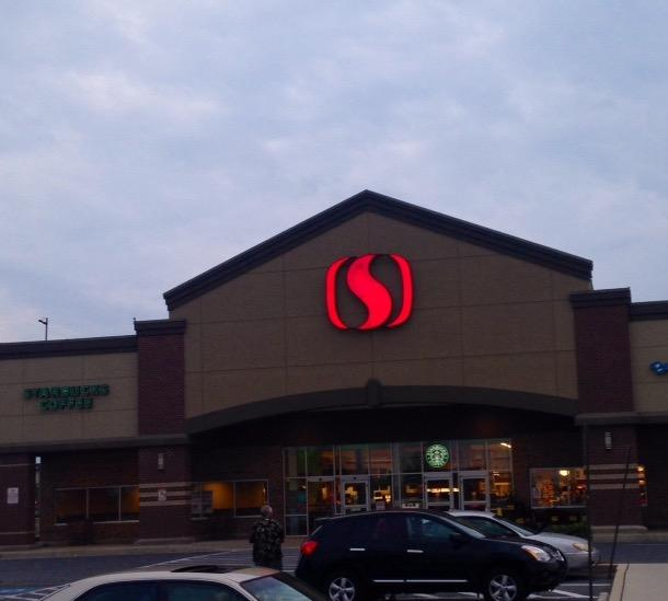 Safeway Store Front Picture at 8858 Waltham Woods Rd in Parkville MD