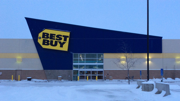 Best Buy Grande Prairie Power Centre