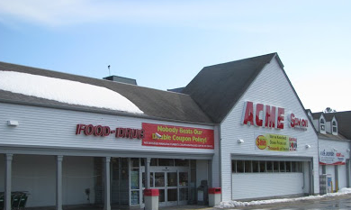 Acme Markets store front picture of store at 2087 Shore Rd in Seaville NJ