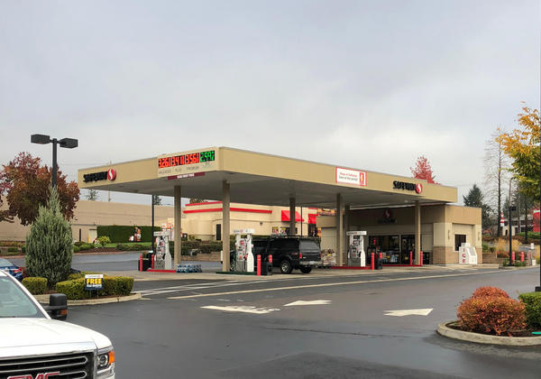 Picture of Safeway Fuel Station at 13465 Colton Pl in Oregon City OR