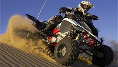 The Charles L. Perkins Farmers® Agency would love to insure your ATVs.
