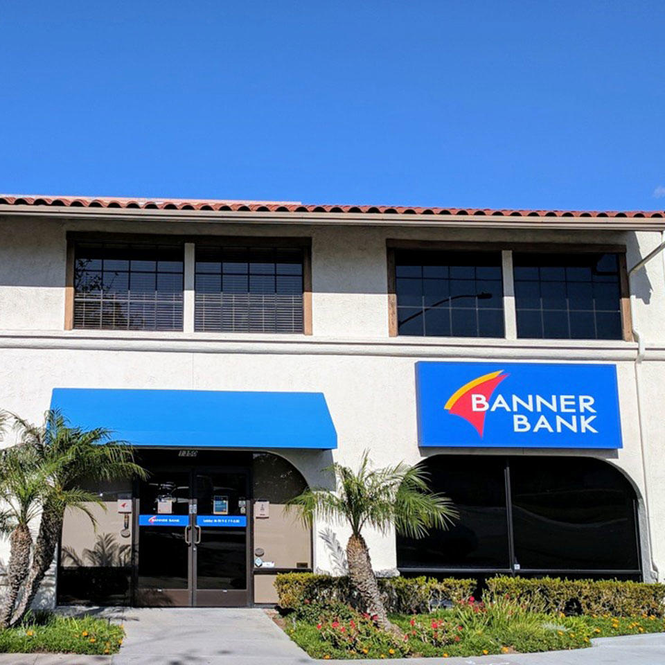 Banner Bank Point Loma branch in San Diego, California