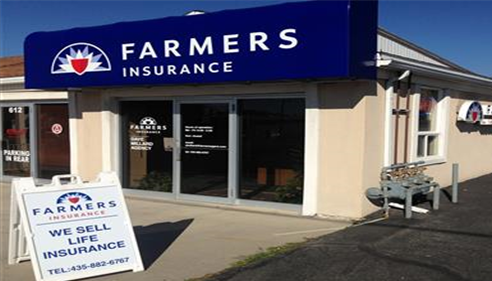 Farmers® Insurance at 610 N Main street Tooele UT for 27 years.  Auto Home Life¹