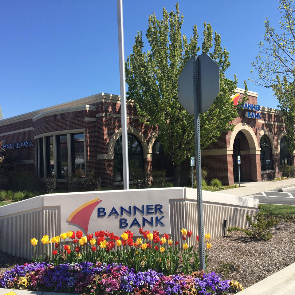 Banner Bank Overland branch in Boise, Idaho