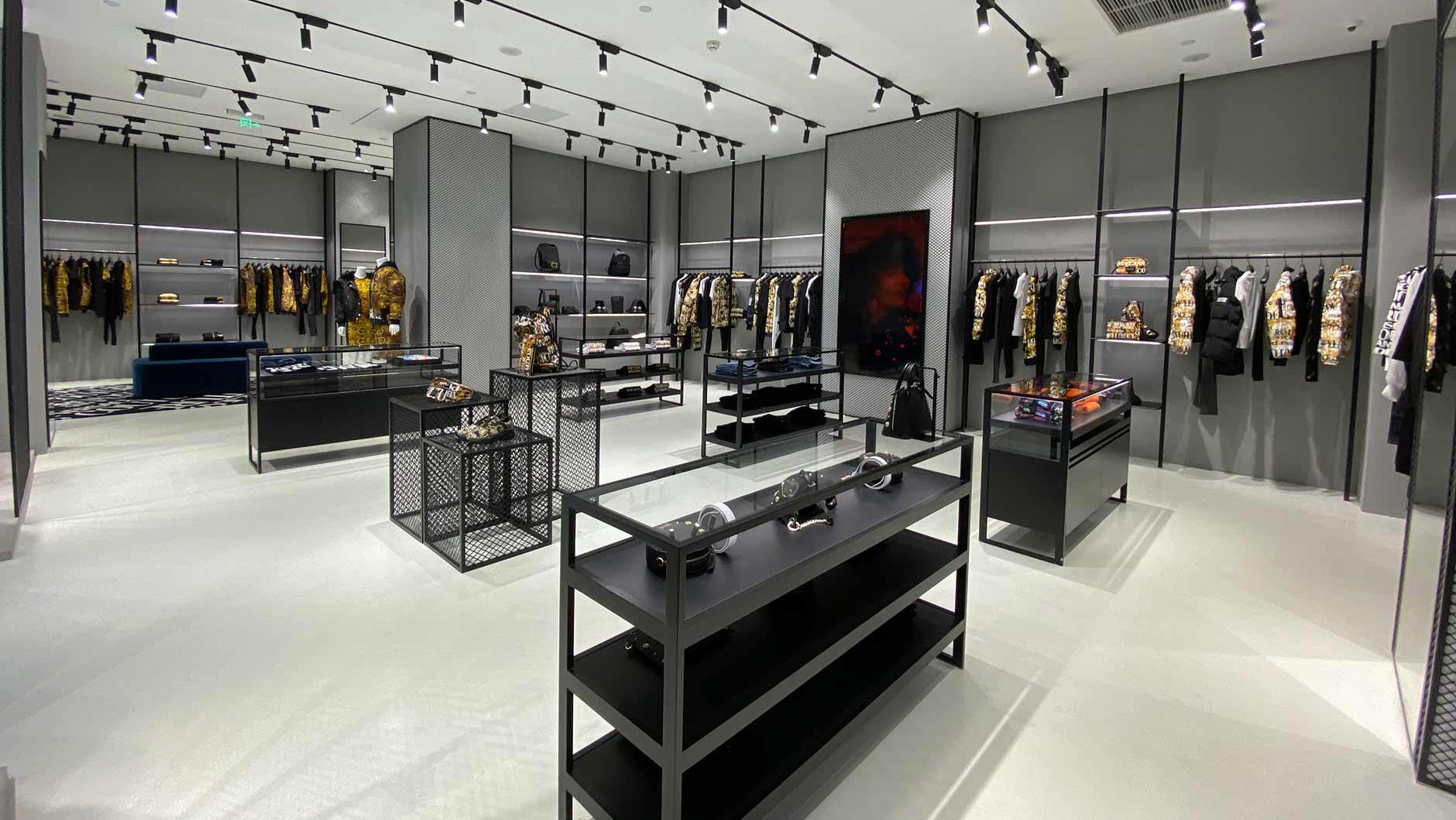 Versace Hangzhou Tower Boutique