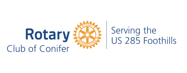 Sponsor of the Rotary Club of Conifer