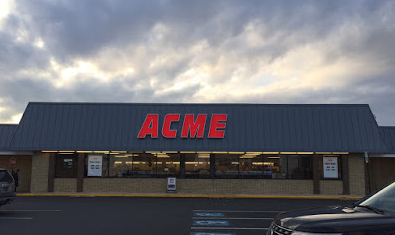Acme Markets store front picture at 9507 Coastal Highway in Ocean City NJ