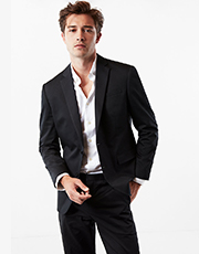 Men's Suits from Express