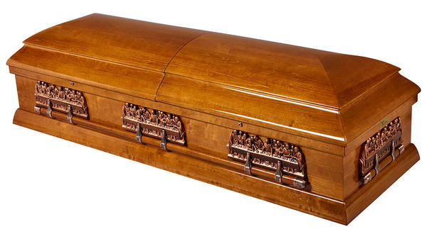 The Michelangelo Poplar from Our Casket Collection