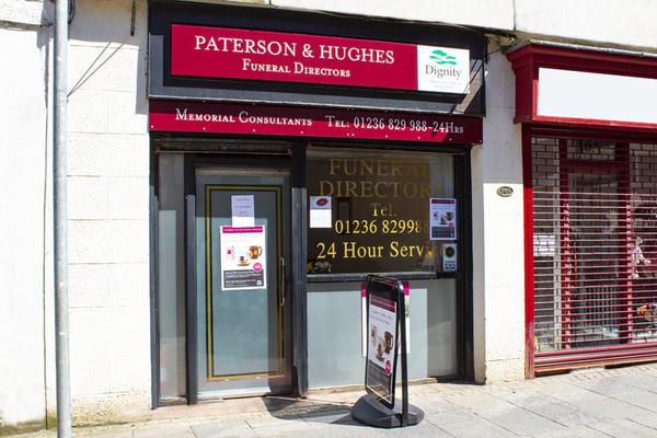 Paterson & Hughes Funeral Directors in Kilsyth