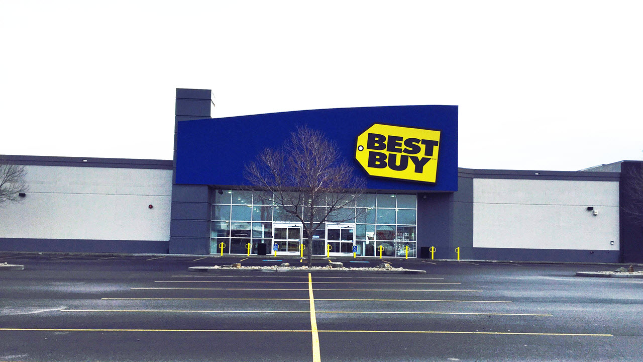 Best Buy NE Edmonton