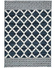 "Image of Mohawk Moroccan Lattice 20"" x 36"" Bath Rug"