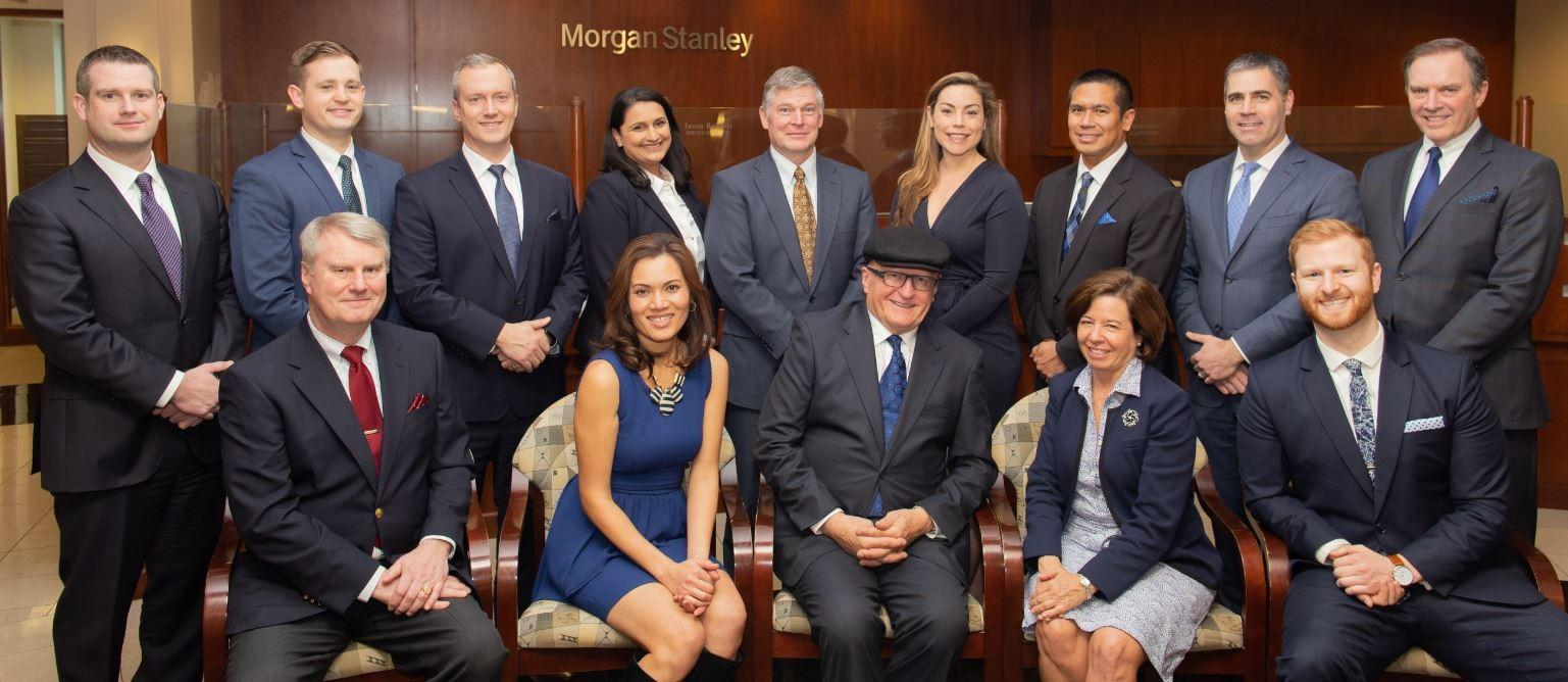 The Pacific Wealth Management Group | Bellevue, WA | Morgan Stanley