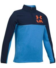 Image of Under Armour Quarter-Zip Pullover, Big Boys