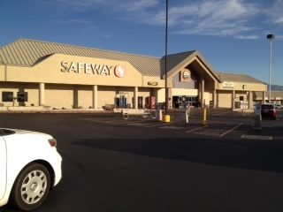 Safeway Store Front Photo at 1650 Mcculloch Blvd in Lake Havasu City AZ