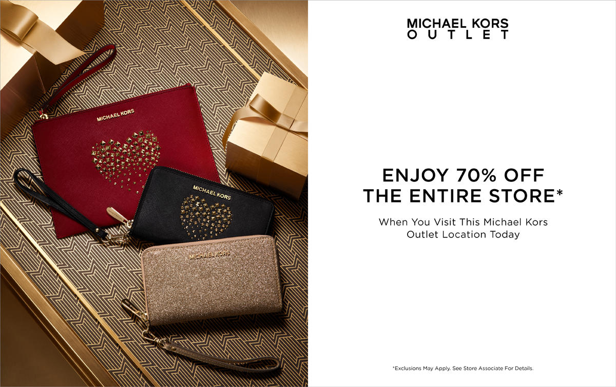 93c6c62277c6 About Michael Kors Outlet Daytona Beach Michael Kors At 1100 Cornerstone  Blvd In Daytona Beach Fl