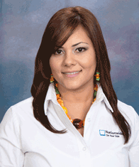 Rosalyn Camacho Montesino, Insurance Agent