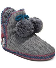 Image of Muk Luks® Women's Amira Boot Slippers