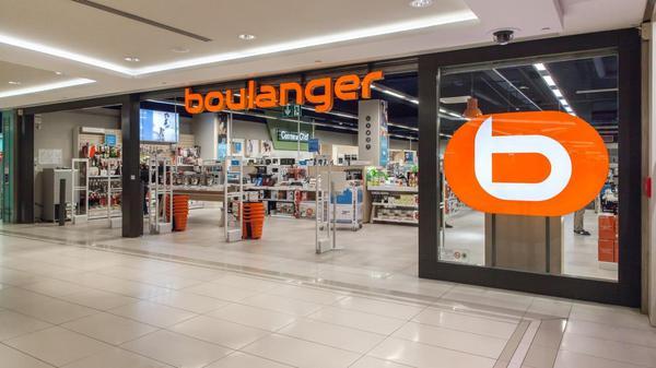 Boulanger magasin webcam