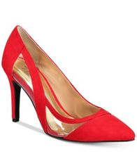 Image of Thalia Sodi Nayomi Cut-Out Pumps, Created for Macy's